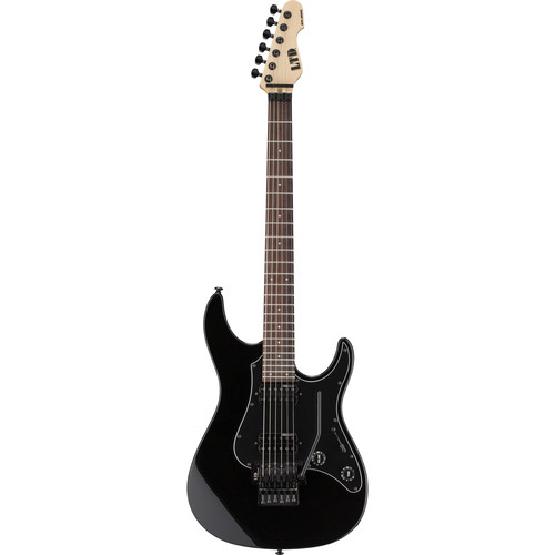 ESP LTD SN-200FR Electric Guitar (Black)