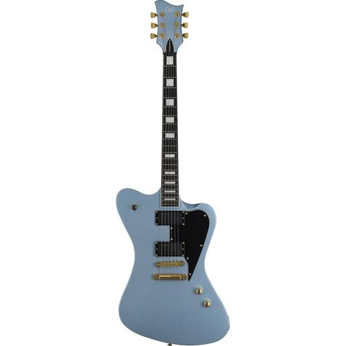 ESP Bill Kelliher LTD Signature Series Sparrowhawk Electric Guitar (Pelham Blue)