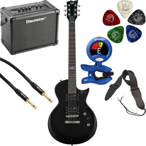ESP LTD EC-10 Electric Guitar Starter Kit