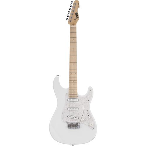 ESP LTD SN-200W Electric Guitar Starter Kit (Snow White)
