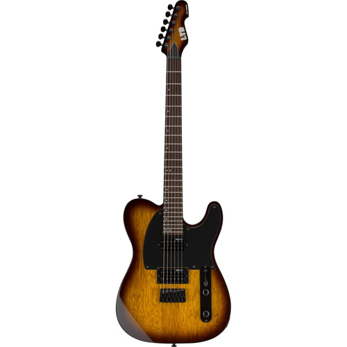 ESP LTD TE-200 Electric Guitar Starter Kit (Tobacco Sunburst)