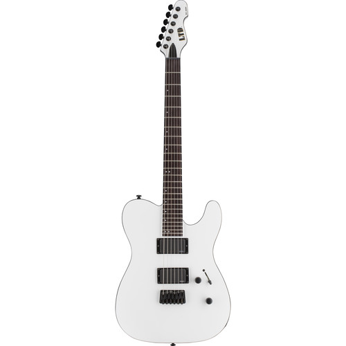 ESP LTD TE-401 Electric Guitar (Snow White Satin)