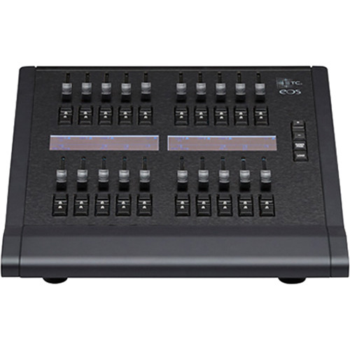 ETC Eos 20 Fader Wing Controller
