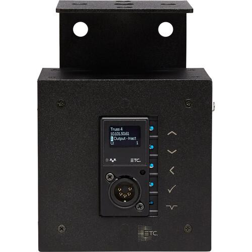 ETC Response MK2 1-Port Portable Gateway XLR Input - Black