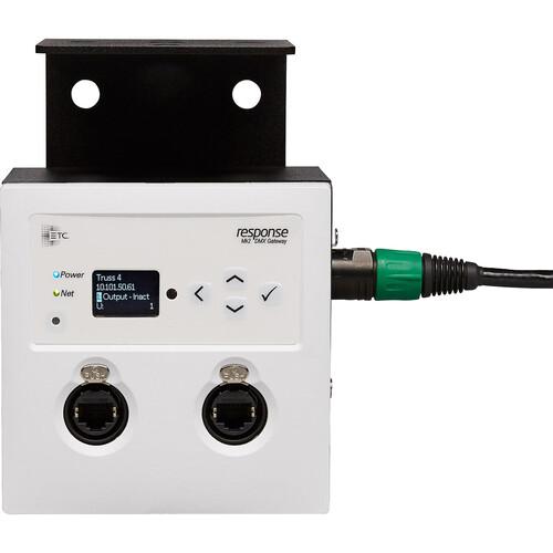 ETC Response MK2 2-Port Portable Gateway RJ45 - White