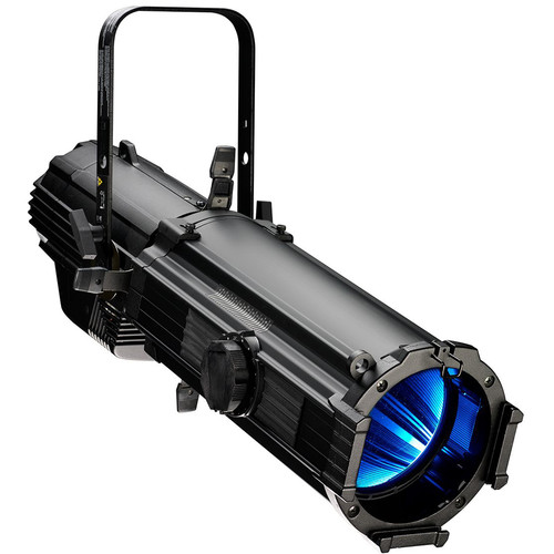 ETC Source Four 15 to 30° Zoom Ellipsoidal Light Fixture (Stage Pin Connector, Black)
