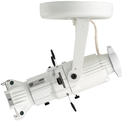 ETC Source Four Mini with 26° Lens (Canopy Mount, White)