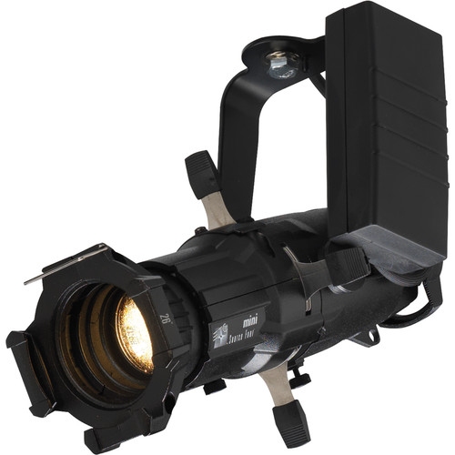 ETC Source Four Mini LED - 19 Degree (Portable, Black)