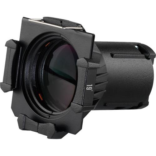 ETC 19° Lens Tube for Source Four Mini (Black)