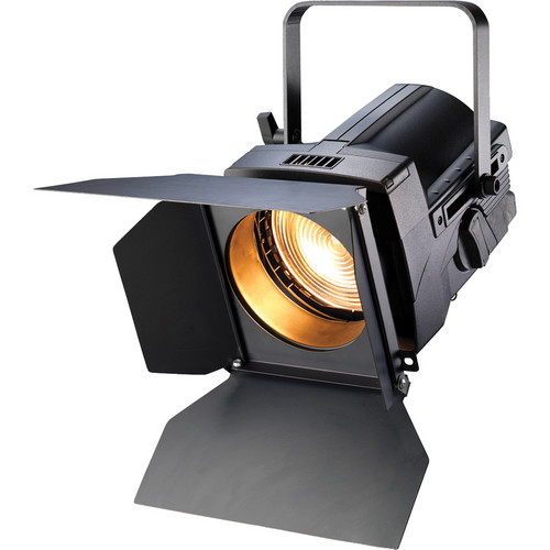 ETC Source Four Fresnel Zoom to Focus Fixture (Black)