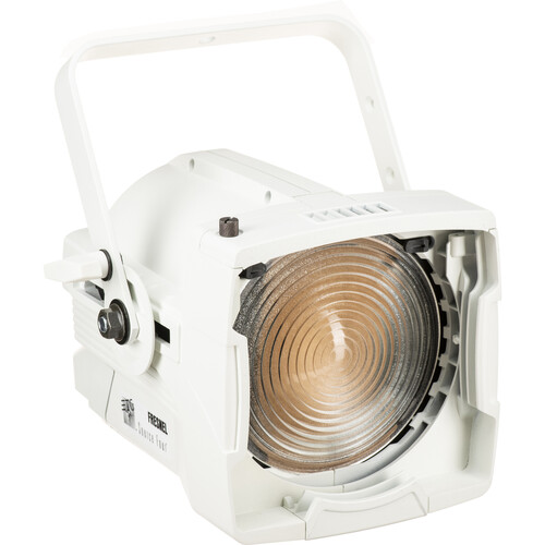 ETC Source Four Fresnel Zoom to Focus Fixture (White)