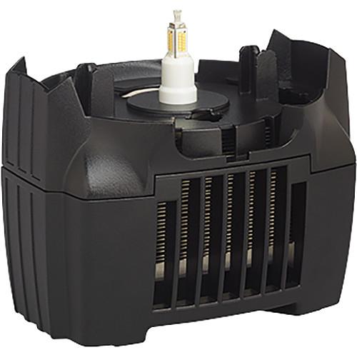ETC Source 4WRD Gallery (90+ CRI) LED Retrofit (Edison Connector,Black)