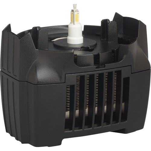 ETC Source 4Wrd Daylight Gallery (90+ CRI) LED Retrofit Kit, With Edison Connector (Black)