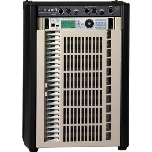 ETC 24Ch/20A Edison Portable Pk with 48 Connectors