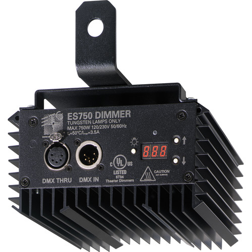 ETC ES750 Dimmer with Edison Plug