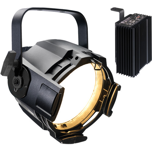 ETC Distributed Dimming Series Source Four PAR Dimmer Retrofit Kit with Burner Assembly & Edison Connector (Black)
