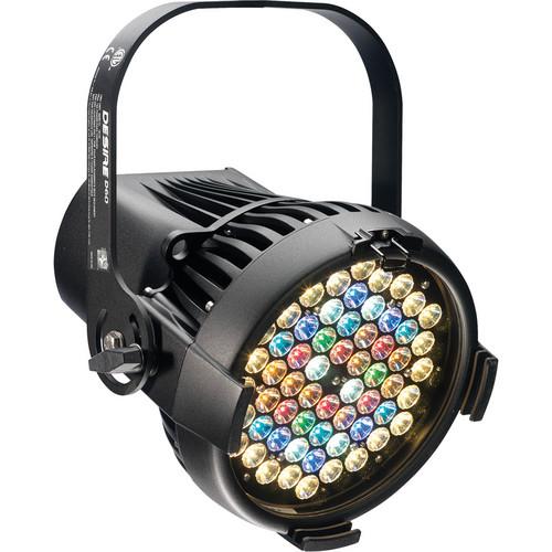 ETC Selador Desire D60 Studio HD LED Luminaire with TwistLock Connector (Black)
