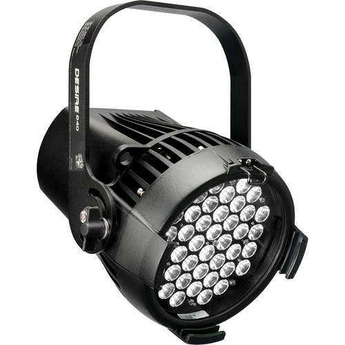 ETC Selador Desire D60 Studio Daylight Wash Luminaire (Black)