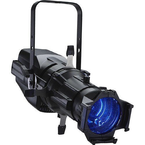 ETC ColorSource Spot - RGB-L LED Light Engine with Shutter Barrel (Black, XLR Connectors)