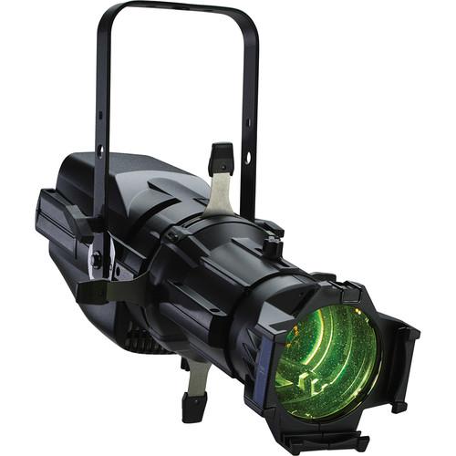 ETC ColorSource Spot - RGB-L LED Light Engine with Shutter Barrel (Black, RJ45 Connectors)