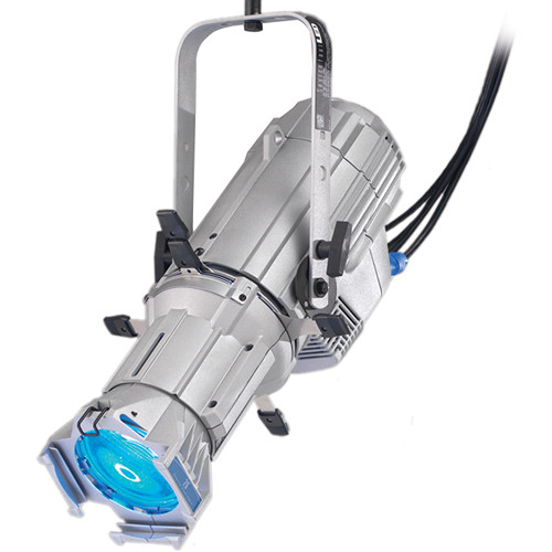 ETC Source Four LED Tungsten Light Engine Body with Shutter Barrel (Silver)