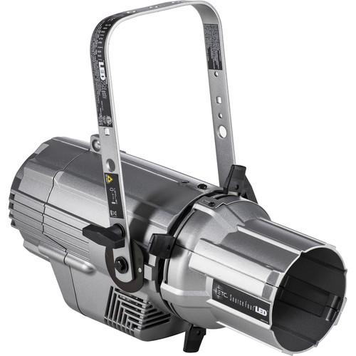 ETC Source Four LED Series 2 Lustr with Shutter Barrel (Silver)