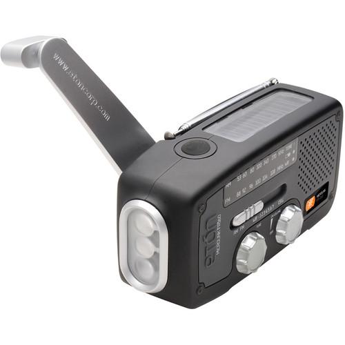 Eton MICROLINKFR160 Multi-Purpose Outdoor Radio - (Black)