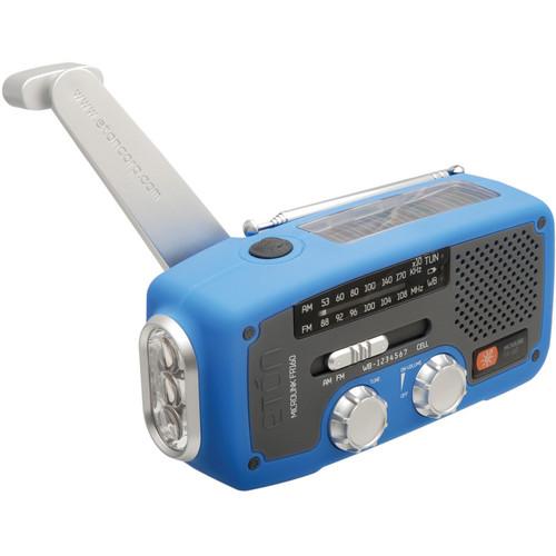 Eton MICROLINKFR160 Multi-Purpose Outdoor Radio - (Blue)
