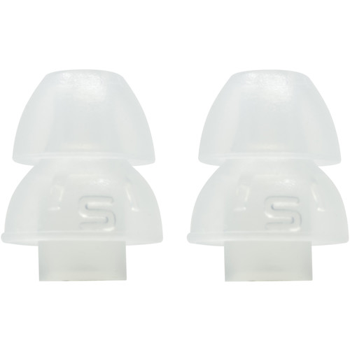 Etymotic Research Dual Flange Eartips (3-Pack, Small)