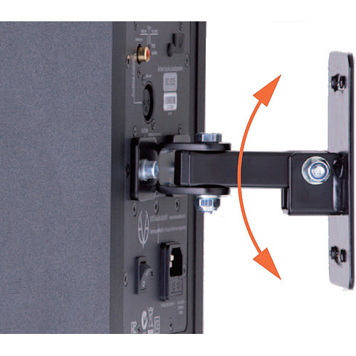 Eve Audio Rear Panel Wall Mount For SC204 & SC205 Monitor Speakers