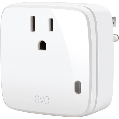 Eve Systems Eve Energy Switch and Power Meter (2-Pack)