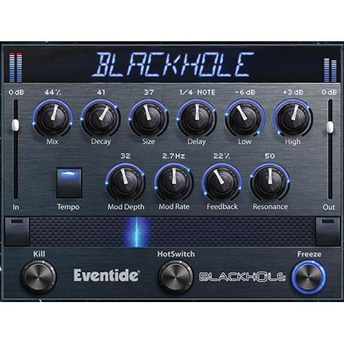 Eventide Blackhole Reverb Plug-In (Download)