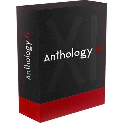Eventide Anthology XI Upgrade from Anthology X + Three Plug-Ins - Mixing Mastering Multi-Effect Plug-In Bundle (Download)