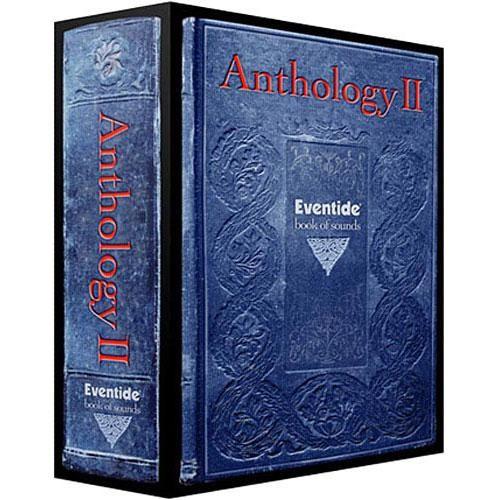 Eventide Anthology II Bundle - Effects Plug-In Bundle (Academic Version)