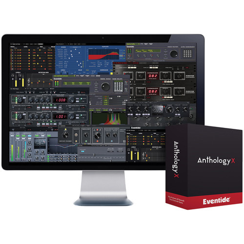 Eventide Anthology X Upgrade - Plug-In Suite (Download)