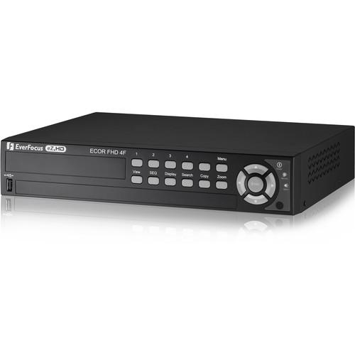 EverFocus eZ.HD Series ECOR HD H.264 4-Channel DVR (1TB)