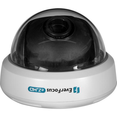 EverFocus eZ.HD ED910W 720p Dome Camera (White)