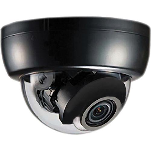 EverFocus EDH5210B HD CCTV 1080p Indoor 3-Axis Dome Camera (Black)