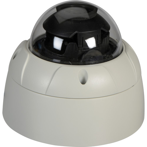 EverFocus EHD700-2 Ultra 720+ TVL True Day / Night Outdoor Dome Camera with 9-22mm Varifocal Lens (White, NTSC)