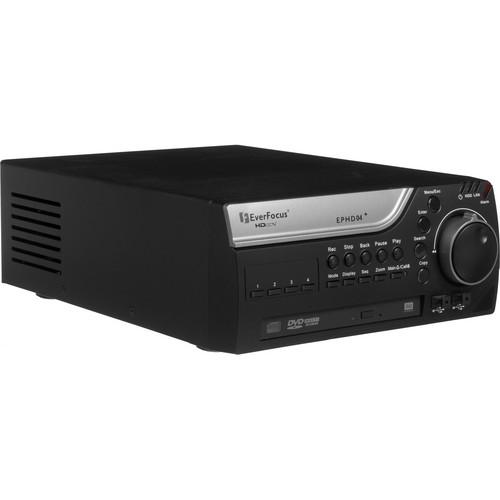EverFocus EPHD04+ 4-Channel HDcctv DVR (2TB)