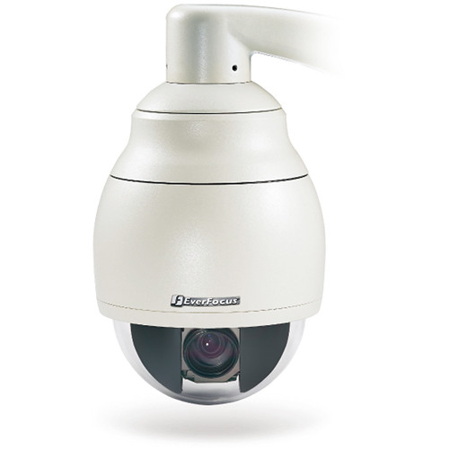 EverFocus EPN4220D 2MP 20x Optical Zoom True Day/Night Outdoor IP Speed Dome Camera