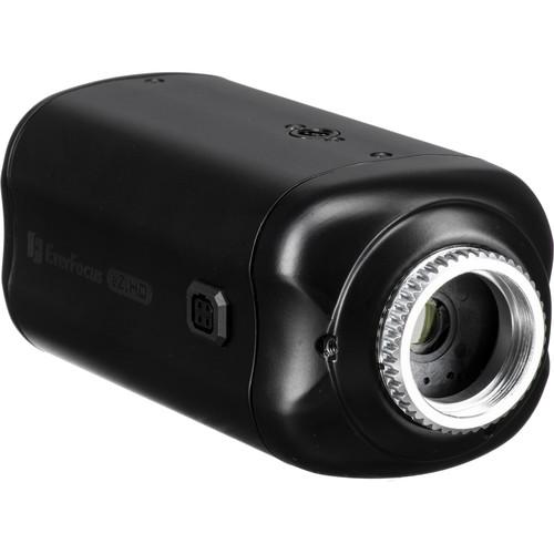 EverFocus 1080p True Day/Night Box Camera (Black)