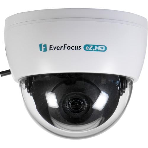 EverFocus eZ.HD ECD900W 720p Dome Camera (White)
