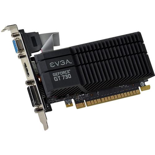 EVGA GeForce GT 730,1GB GDDR5, Passive