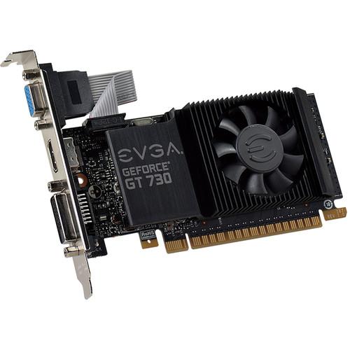 EVGA GeForce GT 730,1GB GDDR5, Low Profile