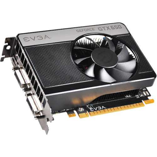 EVGA GeForce GTX 650 Ti Graphics Card