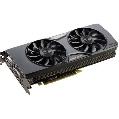 EVGA GeForce GTX 950 Superclocked+ Graphics Card