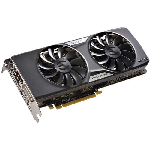 EVGA GeForce GTX 960 Graphics Card