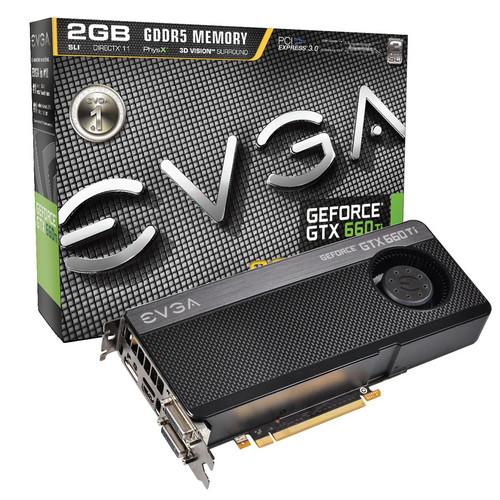 EVGA GeForce GTX 660 Ti SC 2GB GDDR5 Graphics Card