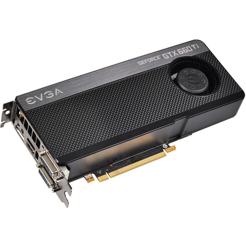 EVGA GeForce GTX 660 Ti FTW LE 2GB Graphics Card